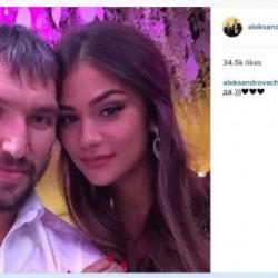 photo:aleksandrovechkinofficial - Instagram
