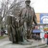 statue of lenin in seattle